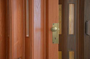 Lamelové zhrňovacie dvere