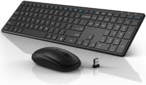 Na čo je dobrá bezdrôtová klávesnica?